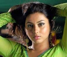I'll stick to my sexy image: Namitha
