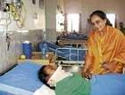 A calm balm for patients