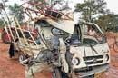 5 die in lorry-truck collision