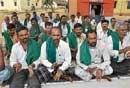 Farmers begin hunger strike in jail
