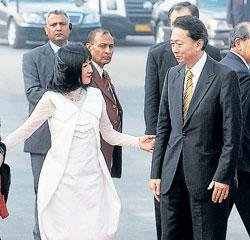 Japan offers nuke technology to India
