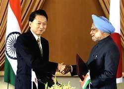 Japan presses India to sign CTBT