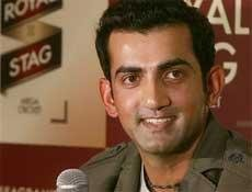 Gambhir content with ODI batting slot