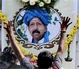 Thousands bid farewell to Vishnuvardhan