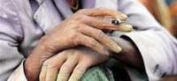 Stop smoking or lose sight
