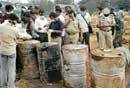 Dumping of chemicals: Company executive arrested