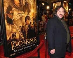 'Lord of the Rings' director Peter Jackson knighted