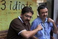 Chetan Bhagat is trying to gain 'cheap publicity' says Hirani