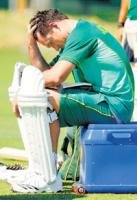 South Africa face selection issues