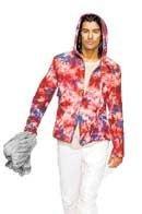 Looking haute in jacket