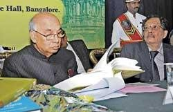 Book on Vijayanagara rulers with 855 inscriptions released