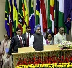 Manmohan Singh concerned over challenge posed by extremists