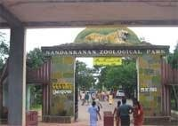 Animals get blankets in Orissa zoo to beat the cold