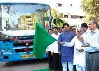 Ashok proposes more bus stations in City