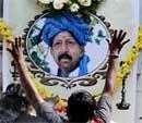 Film City to be built in the name of Raj Kumar, Vishnuvardhan
