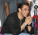 Salman's love for songs
