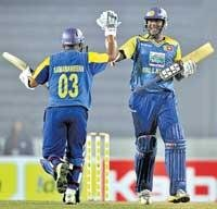 Young guns working wonders for SL