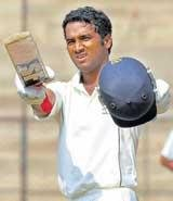 Gautam ton studs Karnataka entry into trophy decider