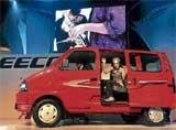 Maruti Suzuki rolls out low-priced family car 'Eeco'