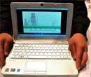 Sony makes eco-friendly mini laptop