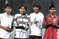 Arjun foils Vasisht's double design