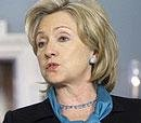 Good faith negotiations could end conflict in ME: Clinton
