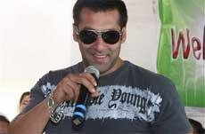 Horse riding is Salman's new passion