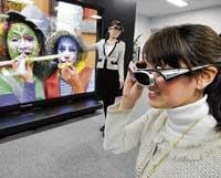 TV makers go the 3D way even as experts doubt them making hay