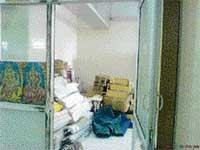 Sales counter closed to help Limbavali
