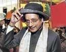 Tharoor lands in trouble again