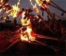Prachanda claims 'foreign powers' plotting to kill him