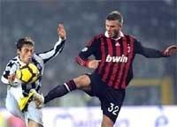 Defensive disasters cost Juve in Milan thrashing