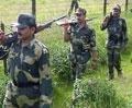 BSF put on alert along LoC