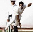 Red hot Salvi has Karnataka batsmen reeling