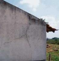 Borewells go dry, houses develop cracks as blasts continue