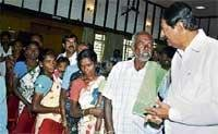 'Give publicity to insurance scheme'