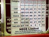 No toll hike now, says NICE