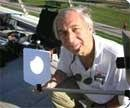 American astronomer Jay Pasachoff chases his 50th solar eclipse