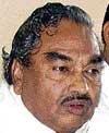 Stop calling us 'idiots': Eshwarappa to Siddu