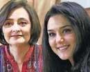 2 'Preity' women for widows