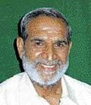CBI files charges against Sajjan