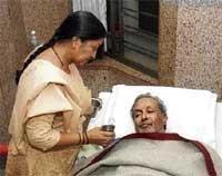 Actor Ashwath hospitalised