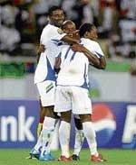 Gabon shock for fancied Cameroon