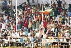 Good crowds, pitch restore Ranji charm