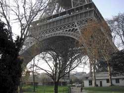 Levitating into Parisian heaven
