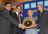 Golden Peacock awards presented