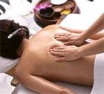 In winter, try the Balinese massage