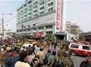 Pall of gloom descends on Kolkata  after Basu's death