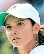Sania leads Indian challenge Down Under