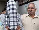 Wanted ultra in AP police custody